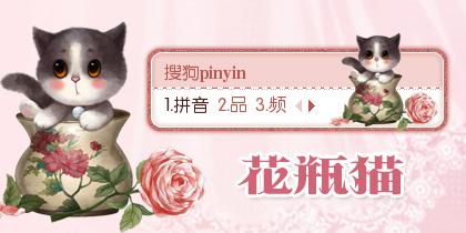 【景诺】花瓶猫