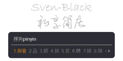 Sven-Black